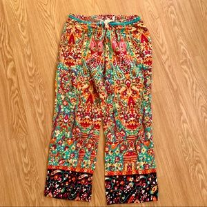 EUC Anthropologie Pajama Pants